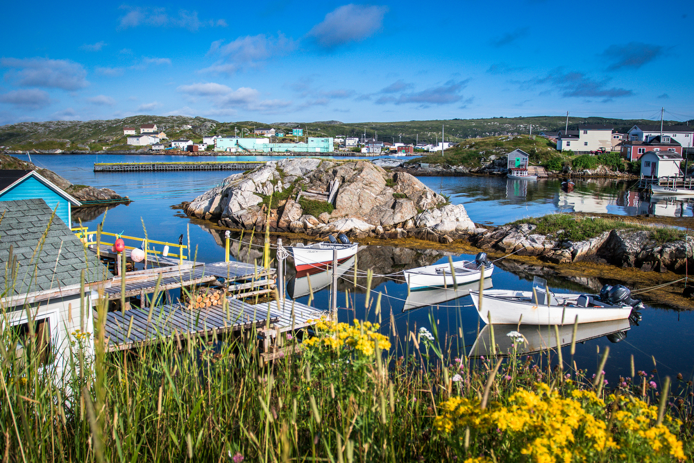 Photographs of Newfoundland & Labrador